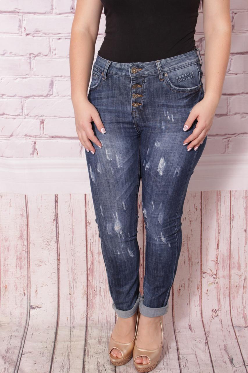 Женские джинсы батал Pretty baby (код L2017)