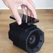 Беспроводная индукционная колонка для телефона Touch Speaker Boombox