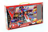 Трек-паркинг игрушечный «Тачки» 553-119