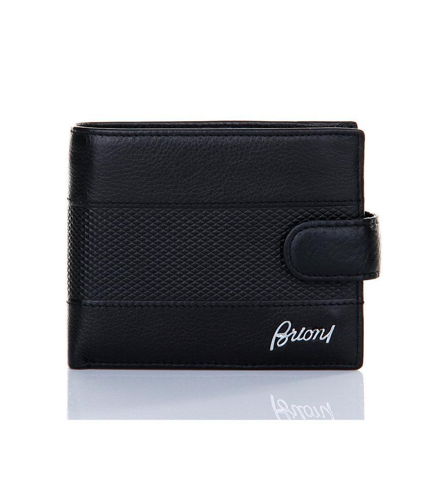 Чоловічий гаманець зі знімною візитницею Brioni