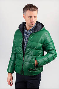 Мужская куртка TS №249KF001 зеленый