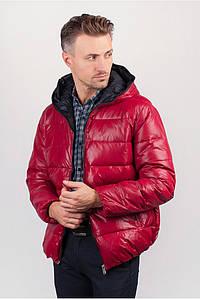 Мужская куртка TS №249KF001 красный