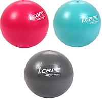 Мяч для фитнеса JOEREX (I CARE) 22см JIC022 + насос