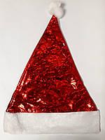 Новогодняя Шапка Деда Мороза Колпак №90896-PN 74129 Китай