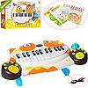 Синтезатор пианино детское с микрофоном Cat 8710D