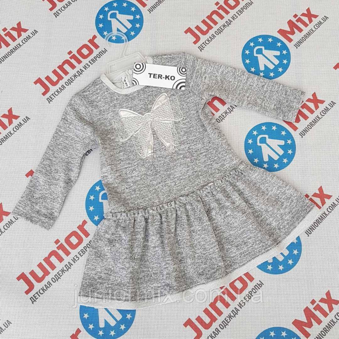 Детское платье для девочек оптом TER-KO