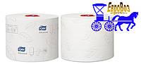 Туалетная бумага Mid-size в миди рулонах Tork Advanced