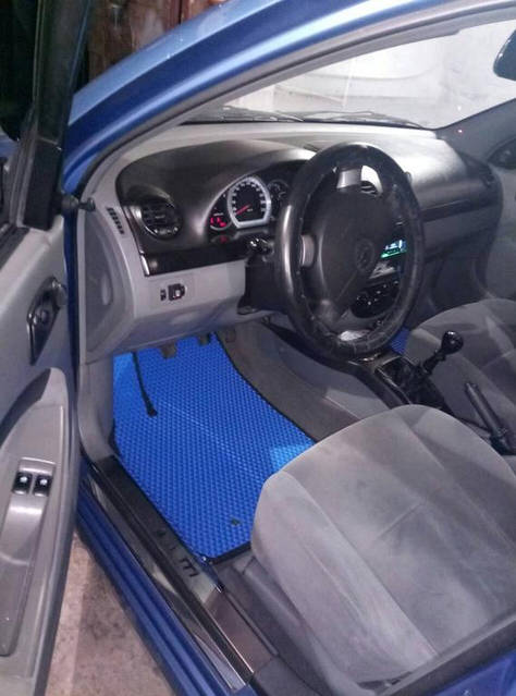Коврики на Chevrolet Lacetti