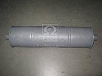 Глушитель Газель 3302 закатной (узкая горловина центр D=51 мм) (пр-во Украина) 36-1201010-01