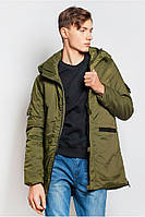 Мужская зимняя куртка TS 743K001 хаки