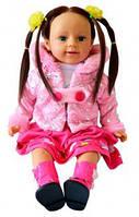 TG Кукла 1048054 R/MY 043 Танюша, интерактиваня, на бат-ке, в кор-ке, 62-28-14см