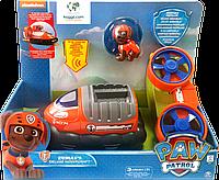 Щенячий патруль:  автомобиль-трансформер де-люкс с водителем Зума SM16704-6 Spin Master
