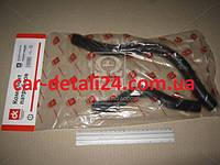 Патрубки отопителя ВАЗ 2110-2112,ВАЗ 2170-2172 (комплект 2 шт.) <ДК>