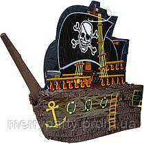 Пиньята Пиратский корабль 48*44*8 см