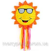 Пиньята Солнце 51*51*7 см