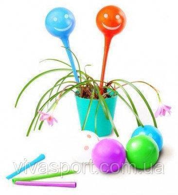 Автополив для растений плент джинни Plant Genie 6 шт, шары для полива растений Флаура