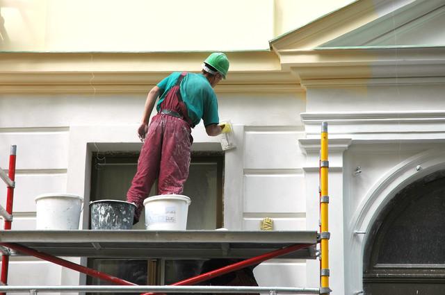 Утепление фасадов. Фасадные работы Киев.