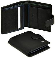 Мужской кожаный кошелек правник Dr. Bond натуральная кожа, фото 1