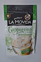 Капучино La movida Cafe dOr со вкусом ореха 130г Польша