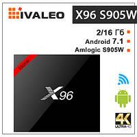 Приставка Smart X96 S905W Android 7.1