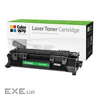 Картридж ColorWay для HP LJ P2035/ 2050/ 2055 (CE505A/ CF280A) DUAL PACK (CW-H505/280FM)