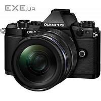 Цифровой фотоаппарат OLYMPUS E-M5 mark II 12-40 PRO Kit black/ black (V207041BE000)