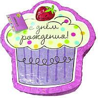 51*56*10 см Пиньята Сладкий праздник