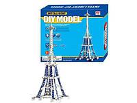 Детский металлический конструктор same toy wc58cut inteligent diy model Эйфелева башня 352 элементов