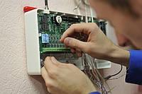 Монтаж охранной сигнализации и установка систем охраны