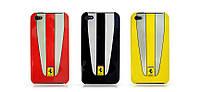 Чехол для iPhone 4/4S - Ferrari Scuderia back cover
