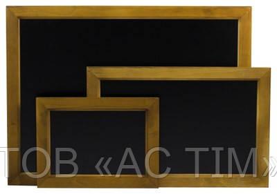 Доска меловая для  меню, 600 x 800 mm - ТзОВ «АС ТІМ» http://astim.in.ua/ в Ивано-Франковске
