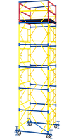 Кол-во секций + базовый блок 5+1