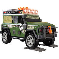 """Игрушечные машинки и техника «Dickie Toys» патрульный внедорожник """"Outland Patrol"""", 34 см"""