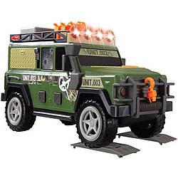 "Іграшкові машинки «Dickie Toys» патрульний позашляховик ""Outland Patrol""  Патрульный внедорожник"