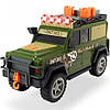 "Іграшкові машинки «Dickie Toys» патрульний позашляховик ""Outland Patrol""  Патрульный внедорожник, фото 2"