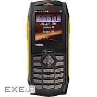 Мобильный телефон Sigma X-treme PQ68 Dual Sim Black-Yellow (4827798855614)
