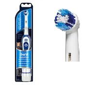Зубная щетка Oral-B, DB4.010 Expert, 2 насадки в комплекте