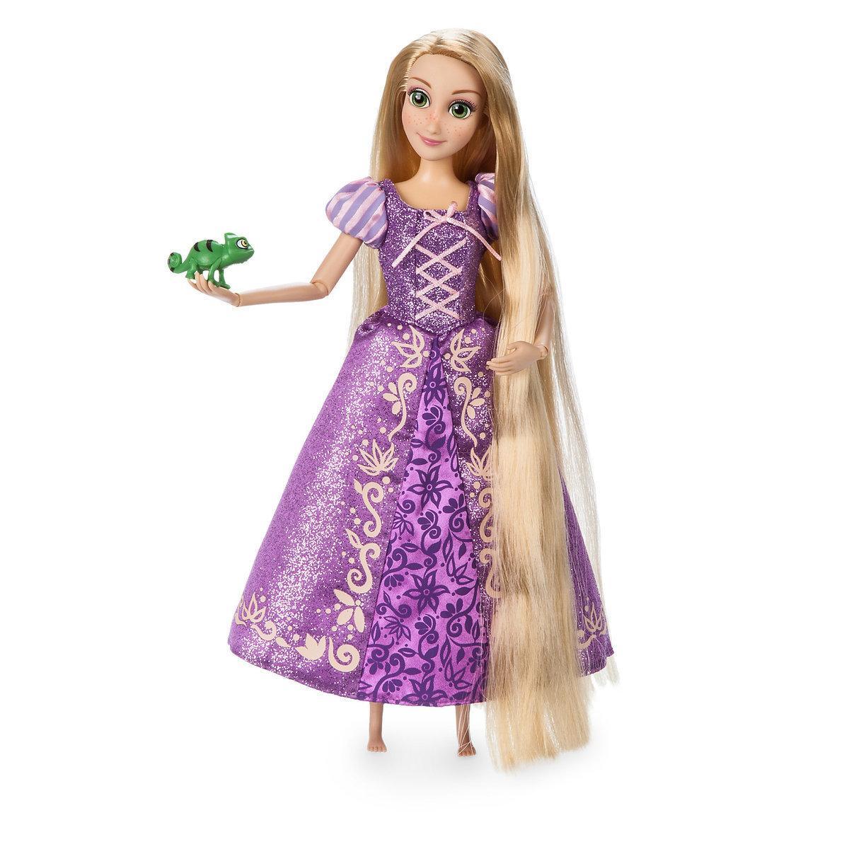 Disney Классическая кукла Рапунцель (Rapunzel) 30см - Запутанная истор