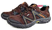 Мужские кожаные кроссовки Merrell Brown Нубук 41,44р