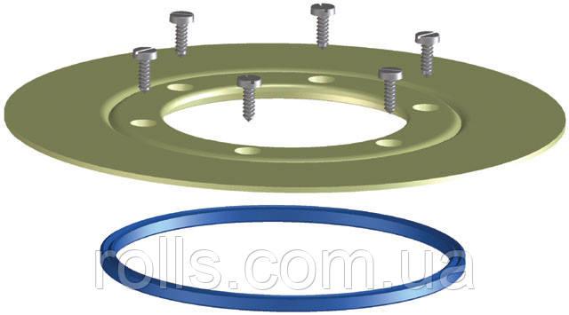 HL83.PP Фланец из ПП с уплотнительным кольцом для ТПО мембраны