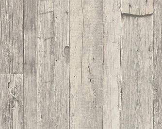 Обои моющиеся, под состаренные деревянные доски 995311.