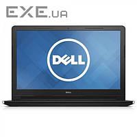 Ноутбук 15/ N3710/ 4/ 500/ Intel HD/ Lin/ Black Dell. Inspiron 15 3552 (35P374H5IHD-LBK)