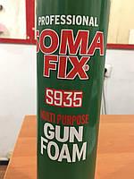 Монтажная ппена Soma FIX проф Profit 800 мл (всесезонная) S935, фото 1