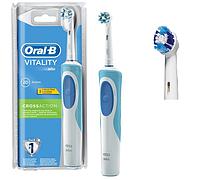 Зубная электрощетка Oral-B Vitality, 2 насадки в комплекте