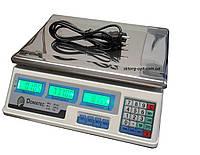 Торговые весы Domatec DT3208 до 55 кг