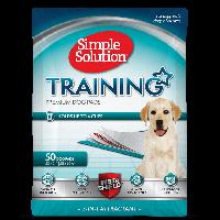 Simple Solution Пеленки для животных, 50 шт. 58x60см