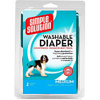 Simple Solution Washable Diaper X-Small Многоразовые  гигиенические подгузники для животных