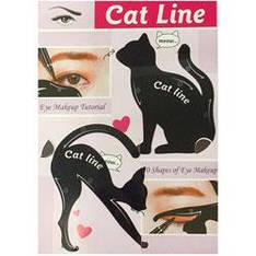 SA Макияж трафареты для подводки глаз Cat Line (2шт) HO16-2