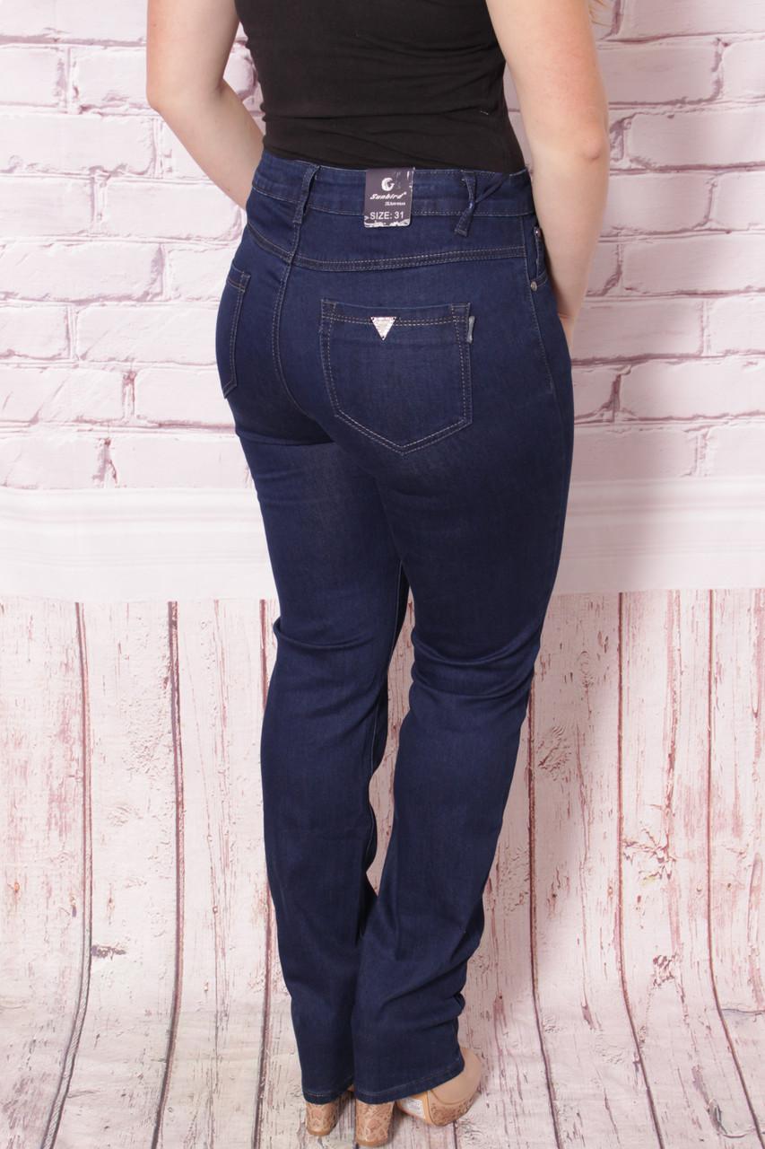 58433c1582b Женские джинсы больших размеров Sunbird (код 9105) 30-42 размеры ...