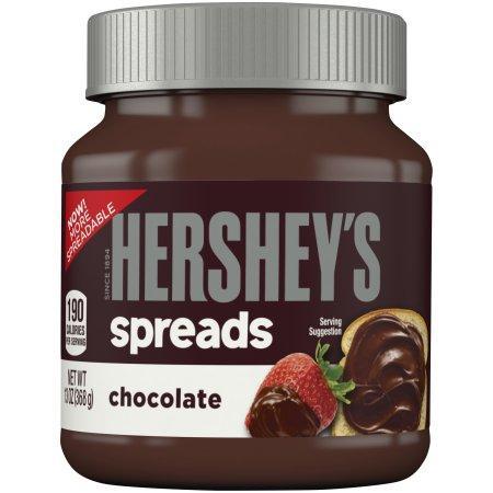 Ореховая паста Херши с миндальным вкусом. Hershey's Chocolate with Almond Spread 368 g